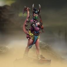 Mutarda (filo medio, carga brutal y cola afilada)