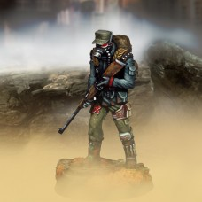 Soldat (rifle and biohazard protection)