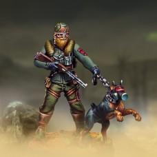 Soldat (shotgun/pistol/small blade and mastiff)